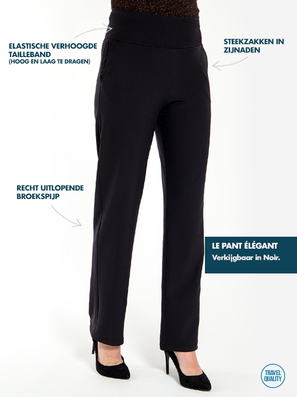 Le Pant Elegant